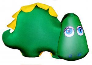 Антистрессовая игрушка-подушка Дракон Добряша