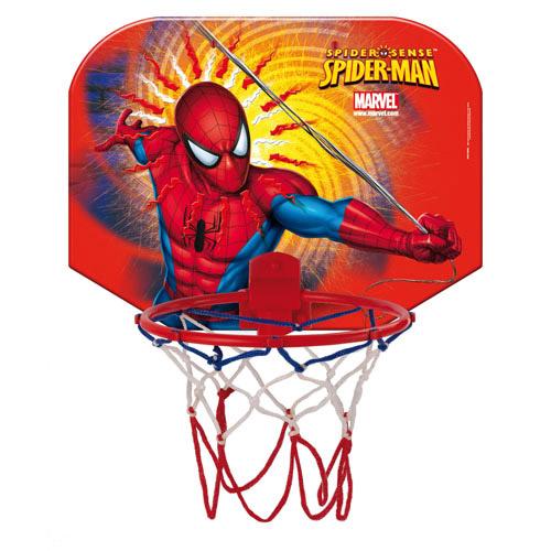Игровой набор - Мини-баскетбол Человек-паук