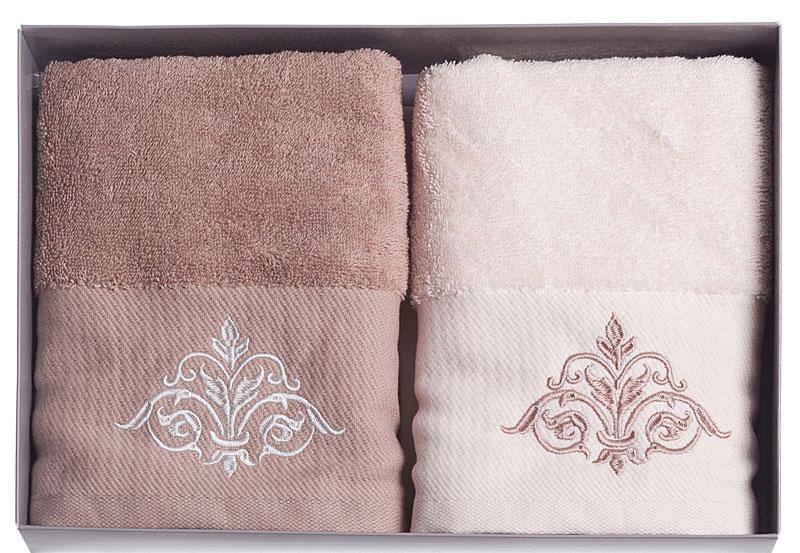 Набор махровых полотенец ANYA