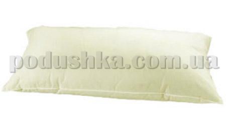 Подушка антиаллергенная Hobby холофайбер кремовая
