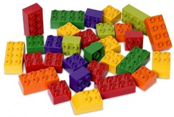 Дополнительный набор кубиков