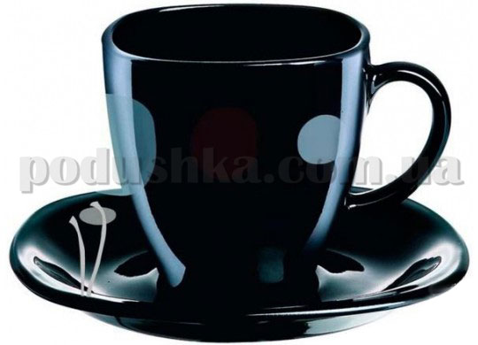 Чайный сервиз Luminarc KYOKO Black 12 предметов
