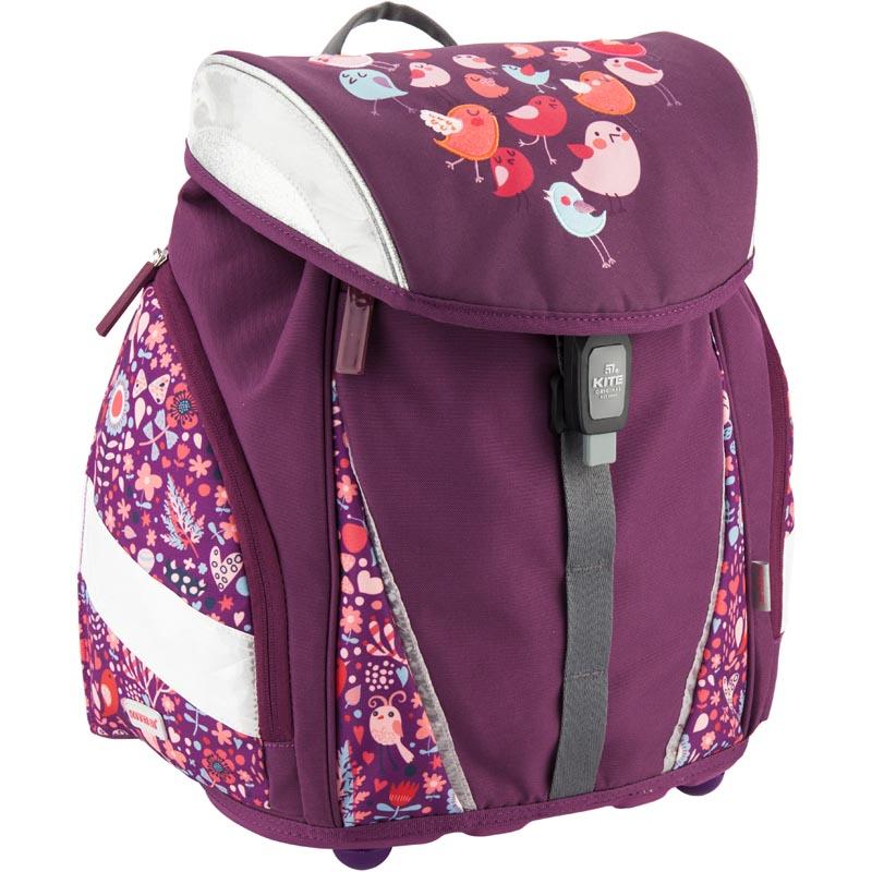 Рюкзак школьный Kite K18-577S-1 сливовый