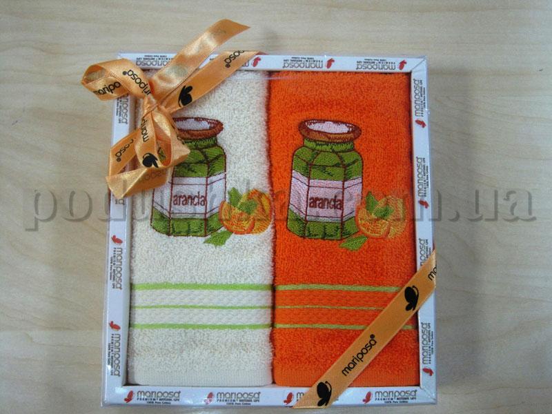 Набор кухонных полотенец Mariposa Мандарин 008