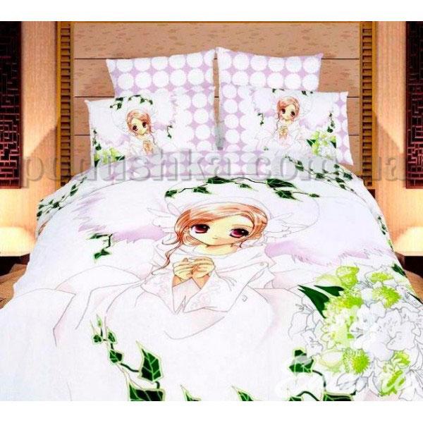 Постельное белье Arya White angel