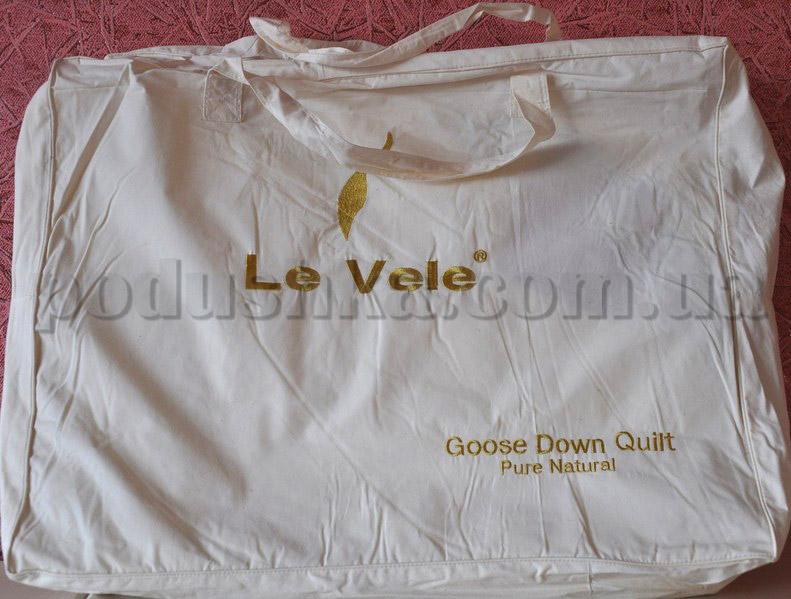 Одеяло пуховое Le Vele 155х215 см вес 800 г Le Vele