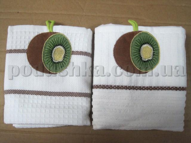 Набор кухонных полотенец Mariposa Киви 002