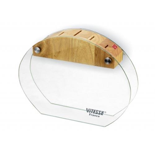 Подставка для 5 ножей Vitesse VS-1341 (Della)