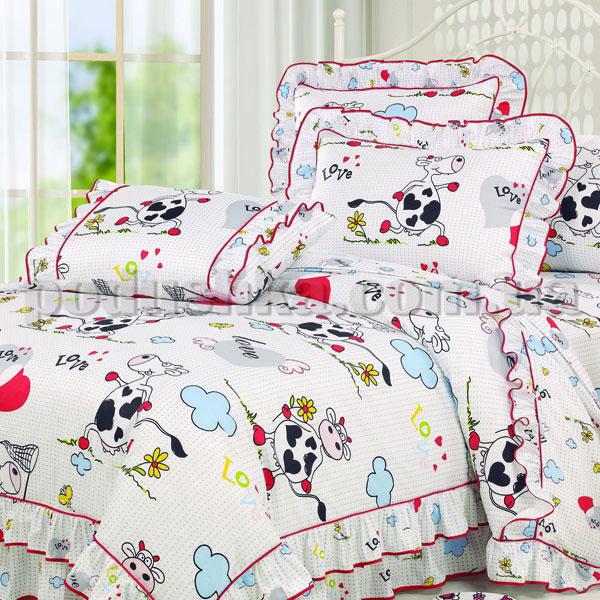 Постельное белье в детскую кроватку Love you CR 028