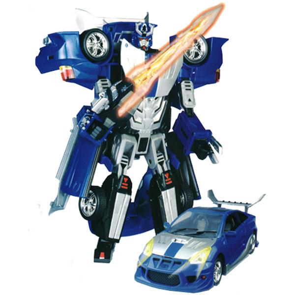 Робот-трансформер Electrobot - Toyota Celica (1:18)