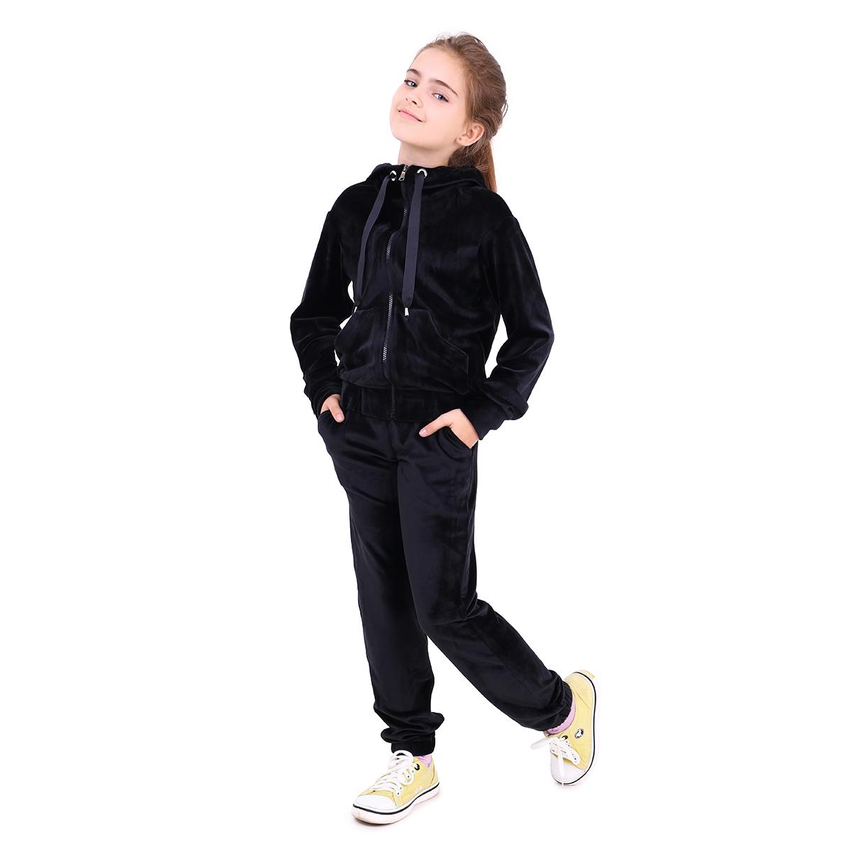 Спортивный костюм Timbo Monica чёрный K041148