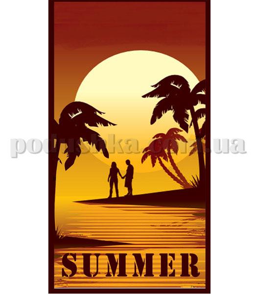 Полотенце пляжное Home line Лето