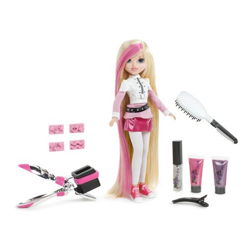 Кукла Moxie серии Модная прическа - Эйвери