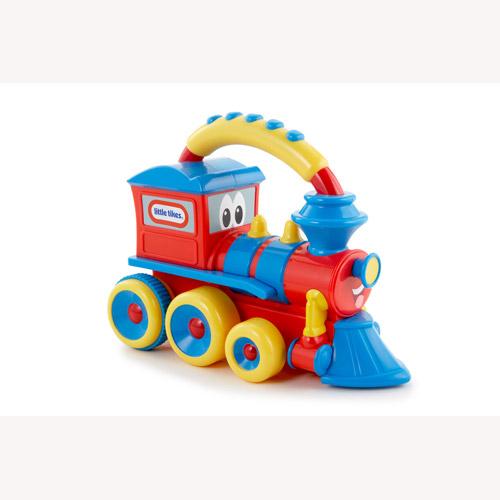Игрушка на колесах серии Веселый транспорт - Паравозик