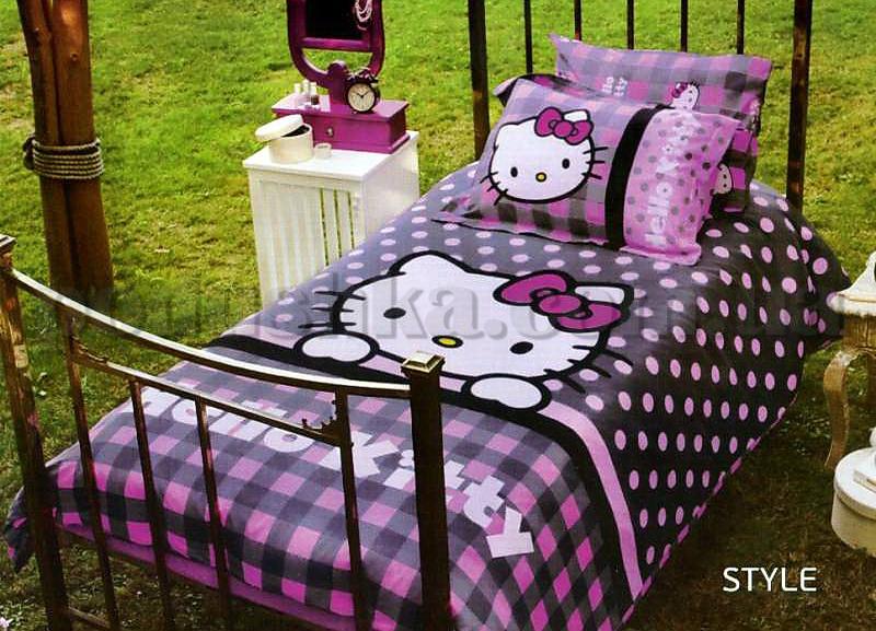 Постельное белье Altinbasak Hello Kitty Style