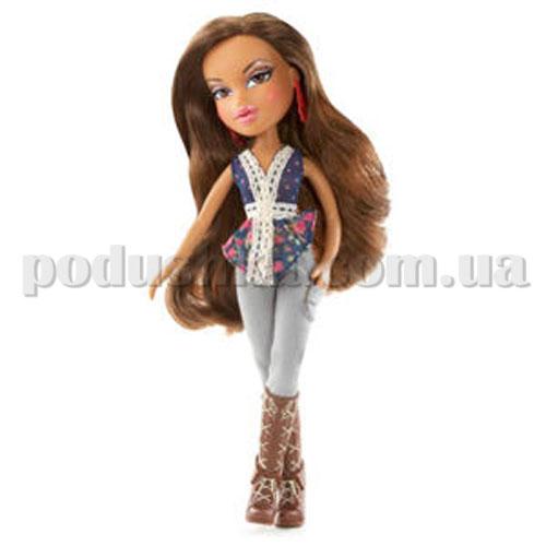 Кукла Bratz серии Новый тренд - Ясмин