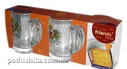 Набор Luminarc BENIDORM кружек для пива