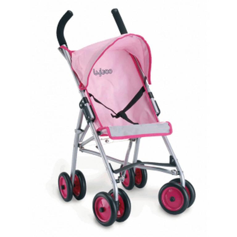 Коляска летняя Loko Toys  Byboo Pink 97020 35х50х70 см