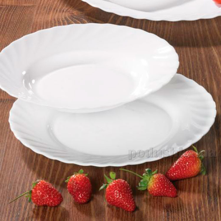 Тарелка для супа Luminarc Trianon 52104   Luminarc