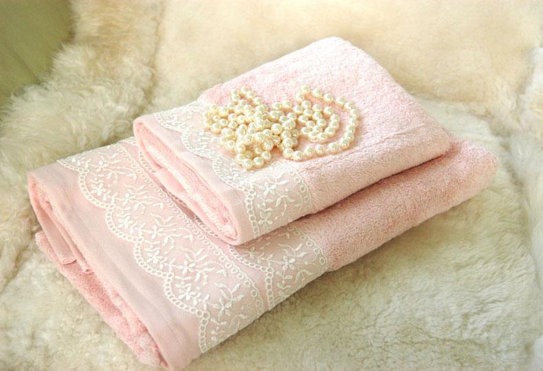 Набор махровых полотенец FLASHY (50х90, 70х140)