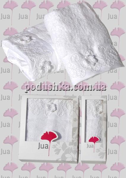 Набор полотенец Jua LOTUS White