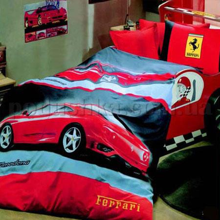 Постельное белье Спортивный автомобиль JR-001