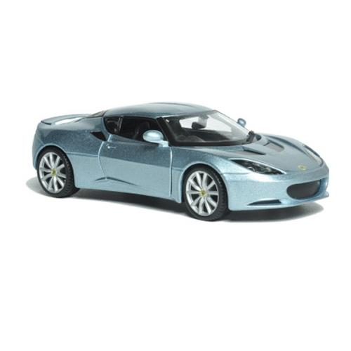 Автомодель - Lotus Evora S IPS (ассорти желтый, синий металлик, 1:24)