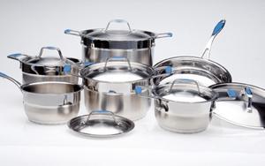 Набор посуды 12предметов HOTEL LINE DELUXE NEW BergHOFF