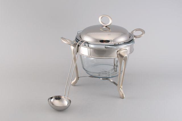 Мармит для супа круглый GIPFEL