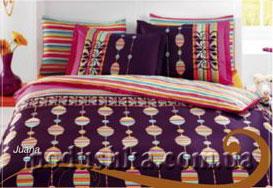 Постельное белье Juana фиолетовый ТАС