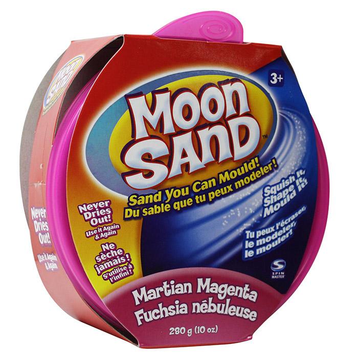 Смесь для лепки 1 цвет песка, Moon Sand