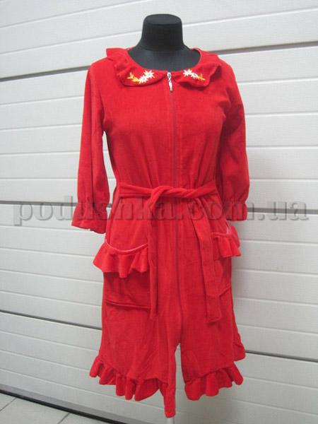 Халат женский махровый Nusa NS-45000