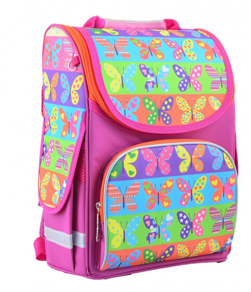 481107eba207 Рюкзак каркасный Smart PG-11 Butterfly 34x26x14 см 555214 купить в ...