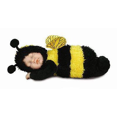 Кукла-пчелка, 23 см