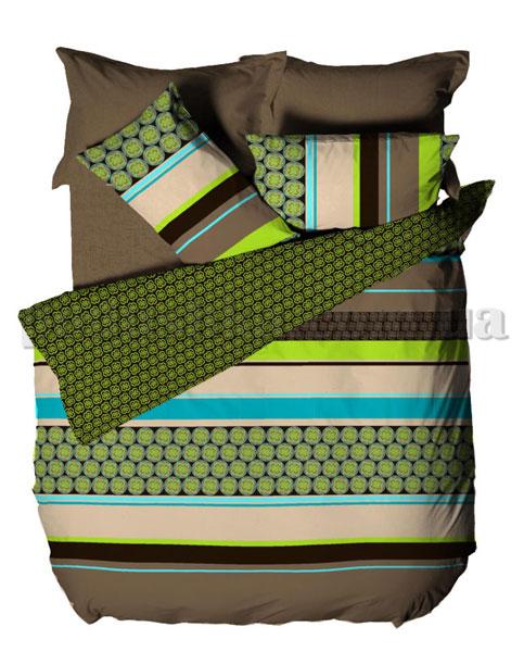 Постельное белье Le Vele Enna green