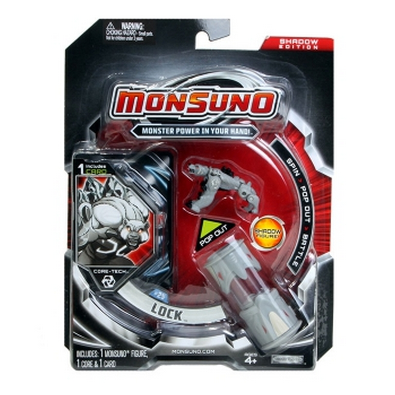 Стартовый набор Monsuno Core-Tech Lock 1-Packs W3 14552-42901-MO