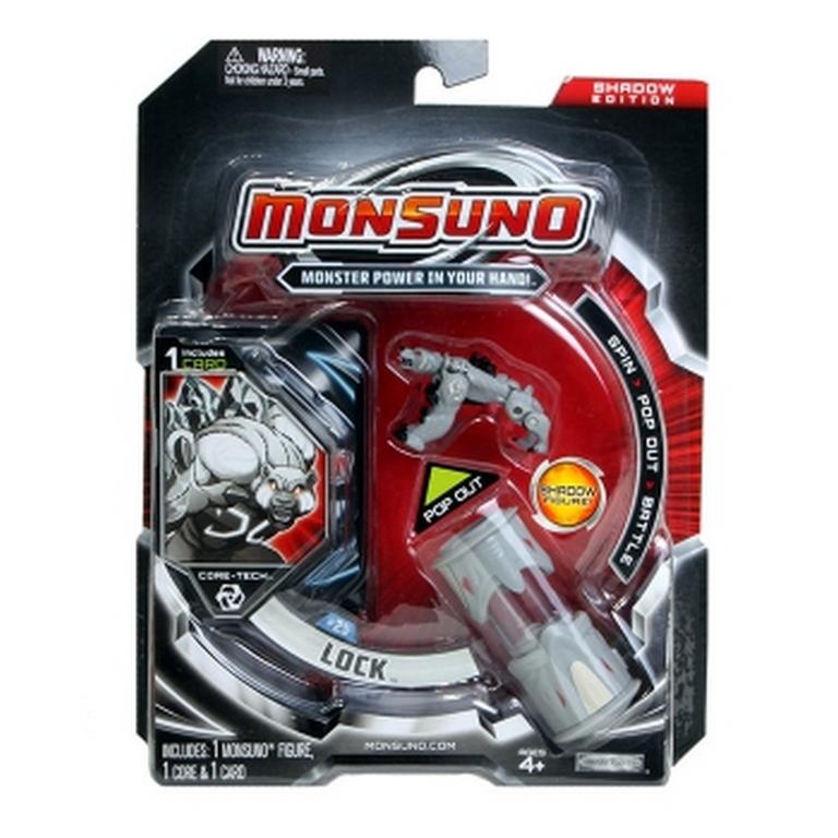 Стартовый набор Monsuno Core-Tech Lock 1-Packs W3 14552-42901-MO