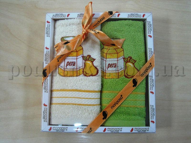 Набор кухонных полотенец Mariposa Груша 008