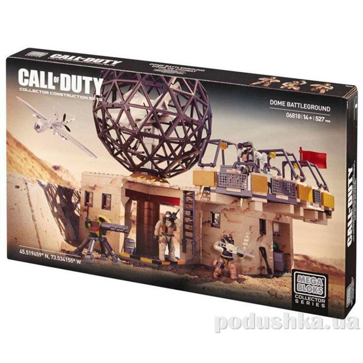 Call Of Duty Набор конструктора В центре военных действий 6818 Mega Bloks