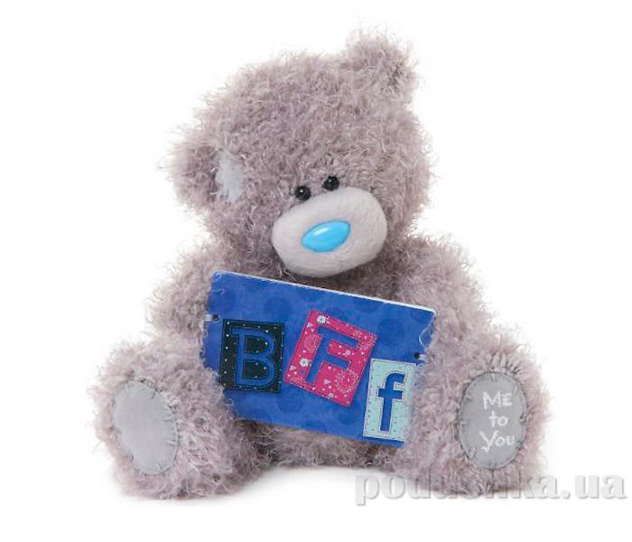 Carte blanche Мишка Teddy MTY с карточкой BFF 18 см G01W3284