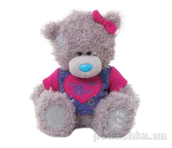 Carte blanche Мишка Teddy MTY в пижаме девочка 18 см G01W3368