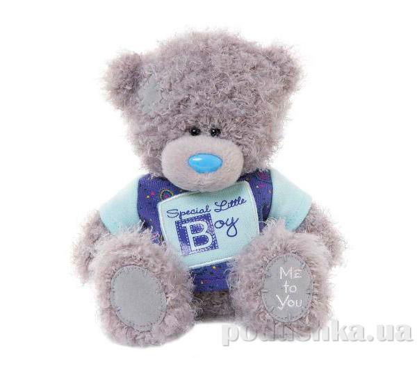 Carte blanche Мишка Teddy MTY в пижаме мальчик 18 см G01W3369