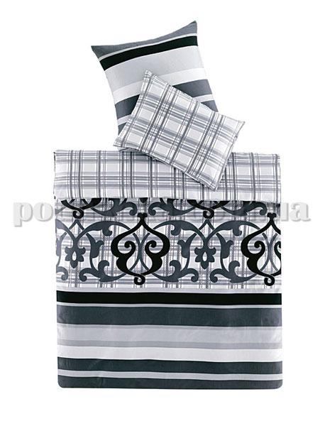 Постельное белье TAC Freemood Kasbah серый