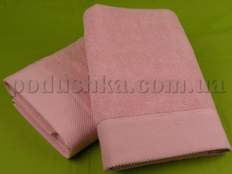 Полотенце Pavia MICROCOTTON розовое
