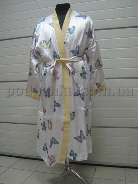 Халат женский длинный Nusa NS-9015-033