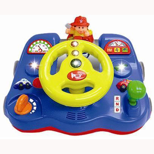 Игровой набор - Водитель Пожарной Машины