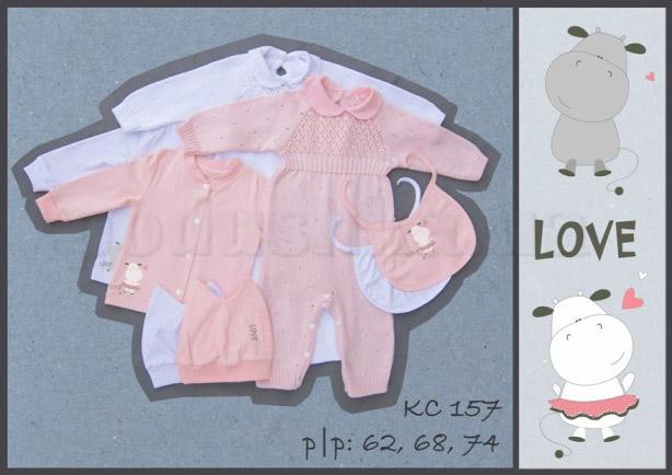 Костюмчик для малышей Лютик КС157 хлопок