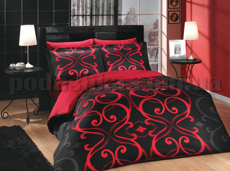 Постельное белье Hobby Orient черный