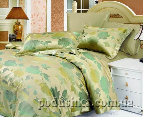 Постельное белье Jersey-green Le Vele