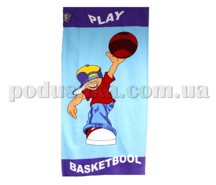 Полотенце пляжное Home line Баскетбол
